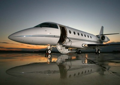 Gulfstream G200 Static