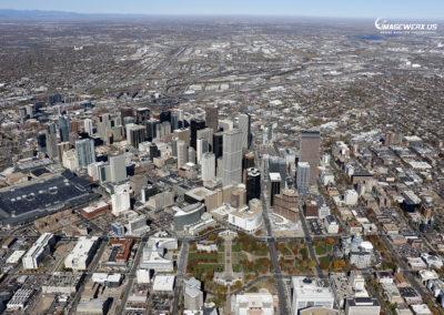 Aerial - Downtown Denver 10-17 logo