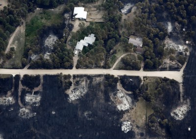 Black Forest Fire - Litigation Aerial Photography