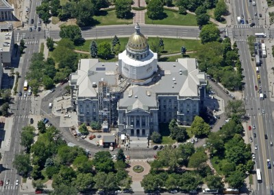 Colorado State Capital Dome Renovation