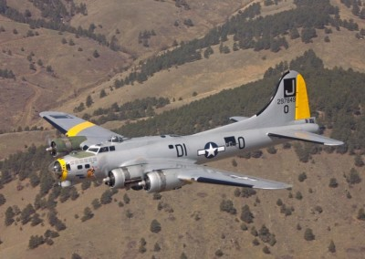 Colorado-Aviation-Photography - B-17 Liberty Belle