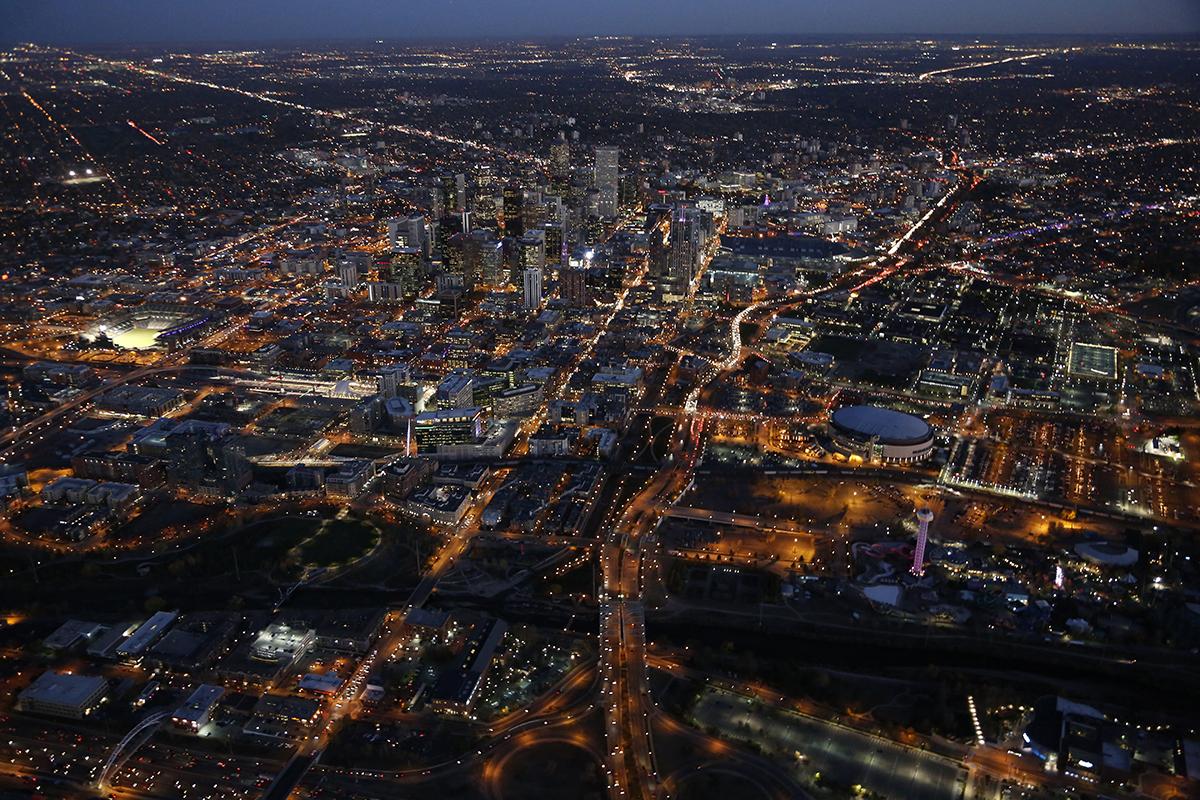 Aerial Photography ImageWerx Denver Colorado