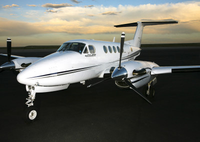 King Air B200 Ext