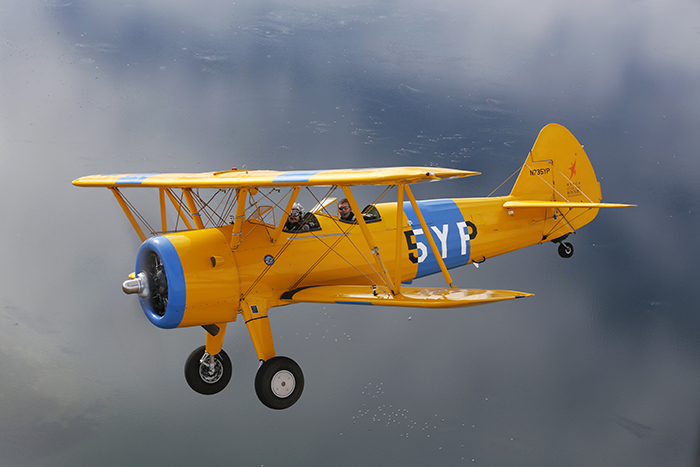 Stearman Air to Air