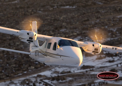 Tecnam Air to Air