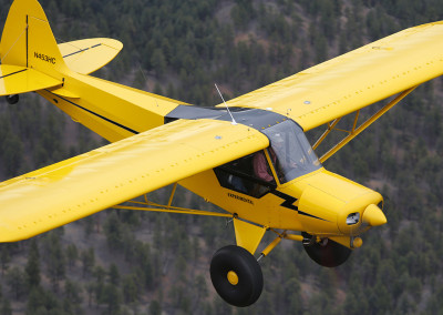 Super Cub Air to Air