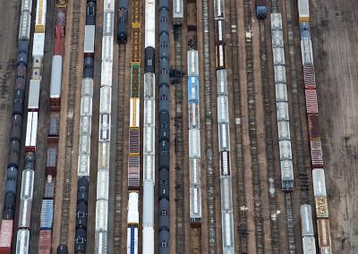 Trains Yard - Denver, CO