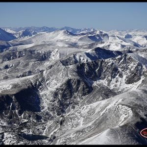 Continental Divide Winter