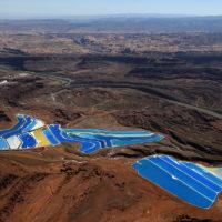 Potash Ponds Moab Utah