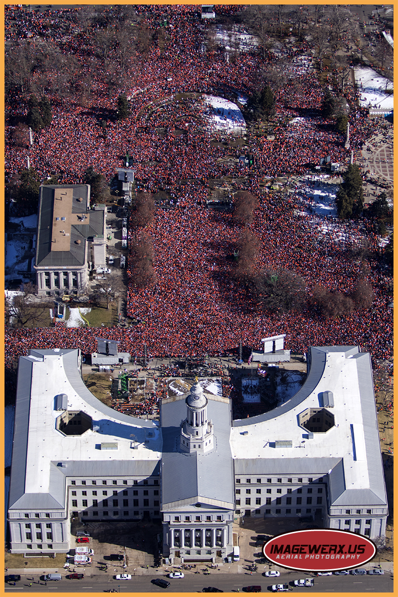 Denver Broncos Parade