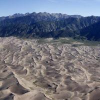 Sand Dunes Pano 1-2015