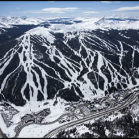Copper Mountain Ski Area