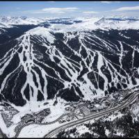 Copper Mountain Ski Area