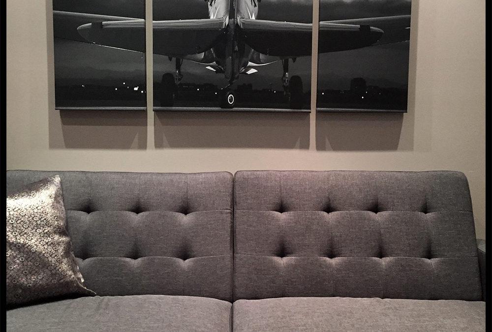 Curtiss P-40 Triptych