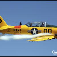 T-6 Air to Air