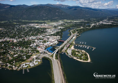 Sandpoint, ID NW logo