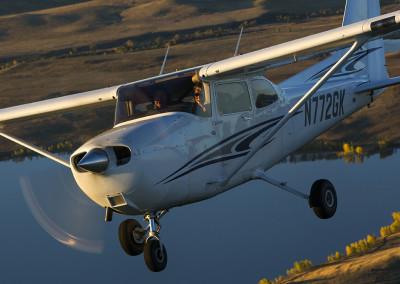 C-172 Air to Air