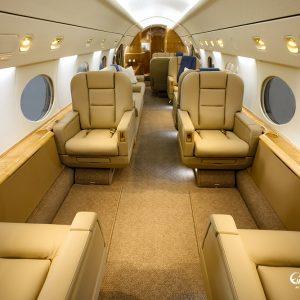 Gulfstream G-IVSP Interior