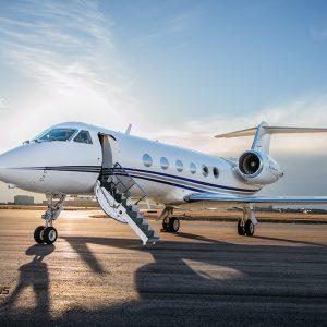 Gulfstream G-IVSP Exterior