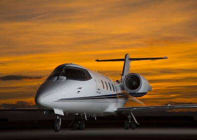 Lear 60 Static Photo Shoot