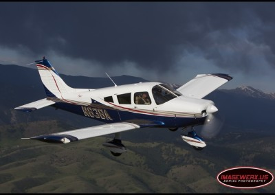 Cherokee Air to Air