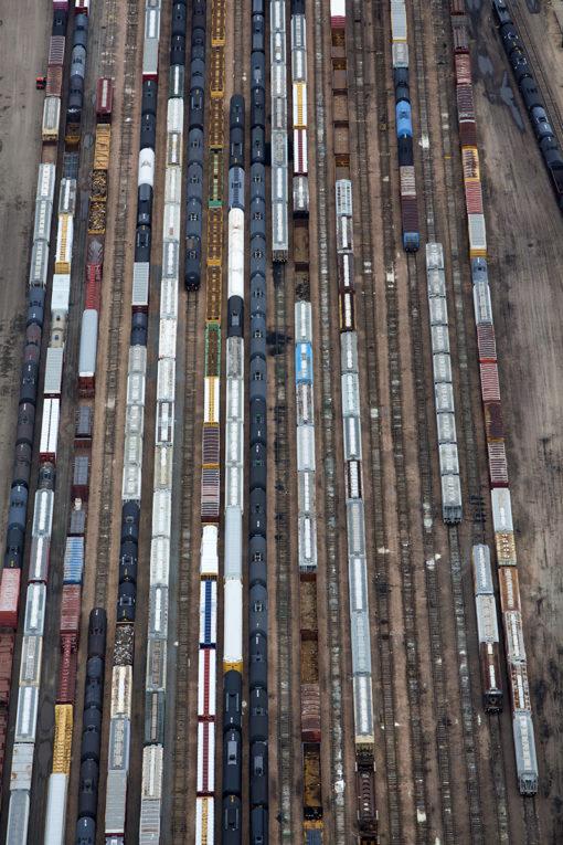 Train Yard - Denver Colorado
