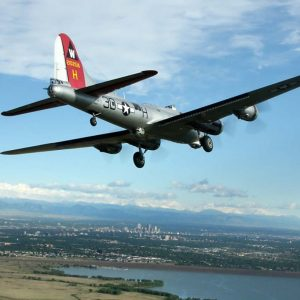 B-17 Air to Air