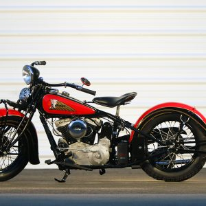 Classic Indian Motorcycle