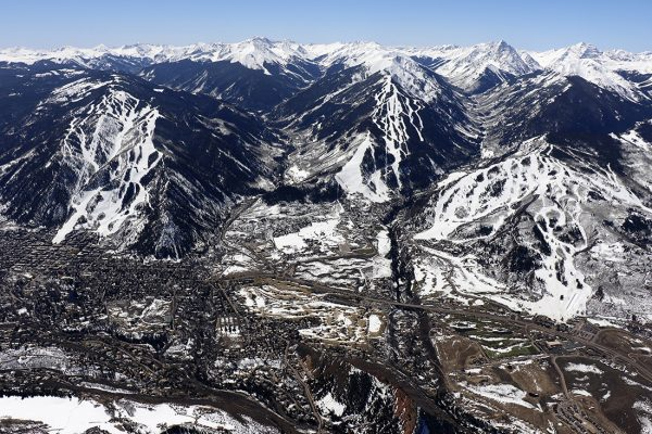 Aspen, Aspen Highlands, Buttermilk Ski Areas