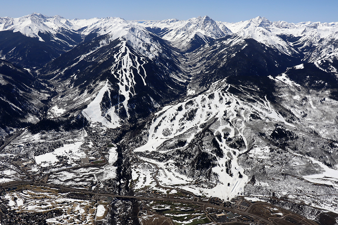 Aspen Highlands, Buttermilk Ski Area