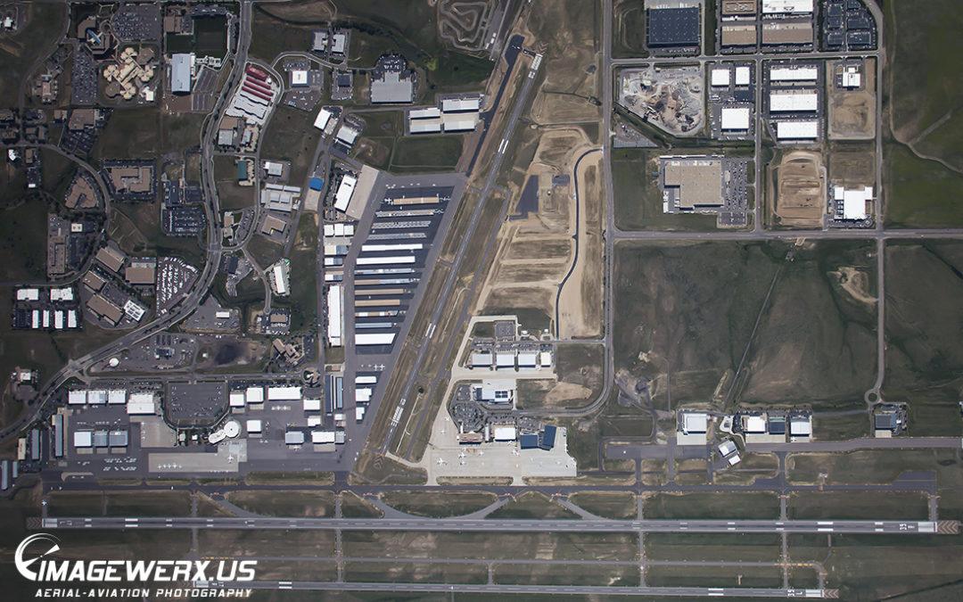 Centennial Airport Vertical Image