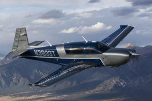 Air to Air Mooney Acclaim Type S