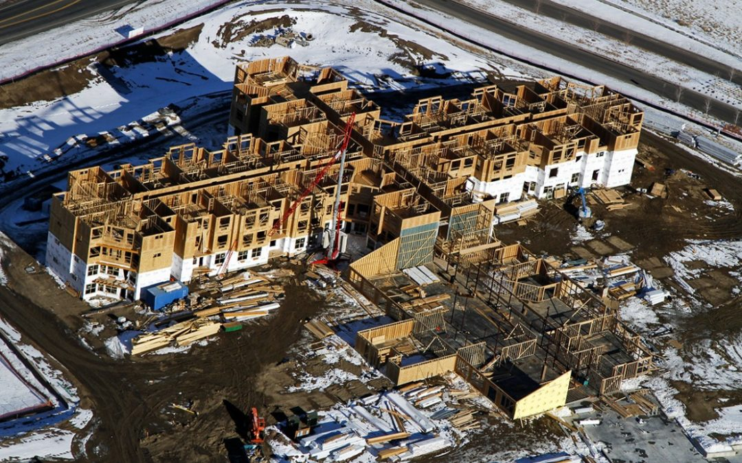 Using Aerial Photography To Build Your Business