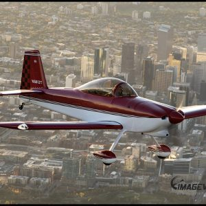 RV-8 Air to Air