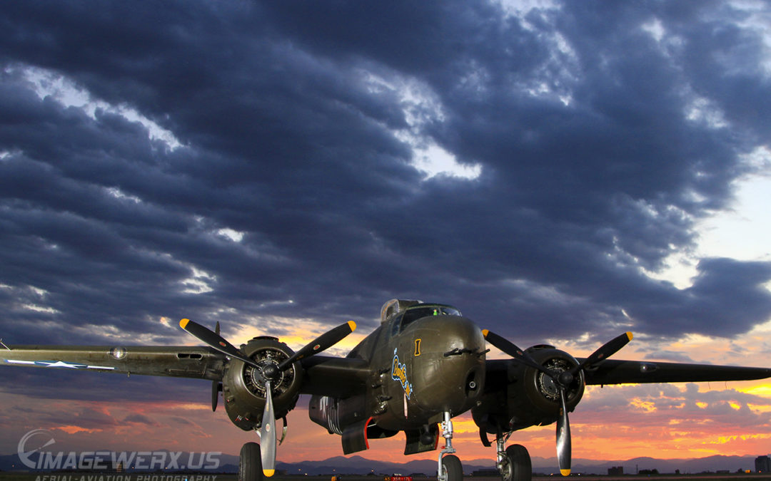 Perfecting Your Aircraft Photoshoot