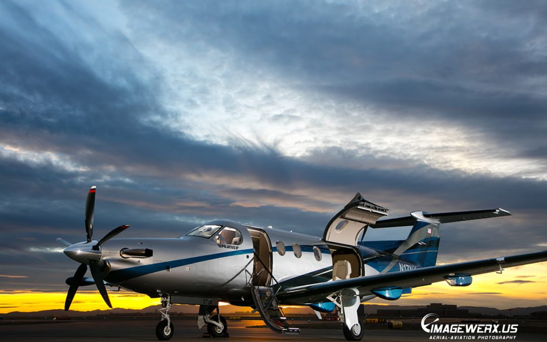Brand New Pilatus PC-12NG!