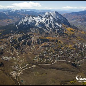 Crested Butte first snow