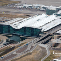 Denver International Airport Terminal NW