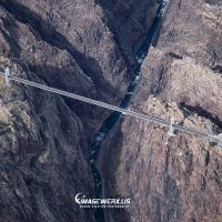 Royal Gorge Bridge Aerial