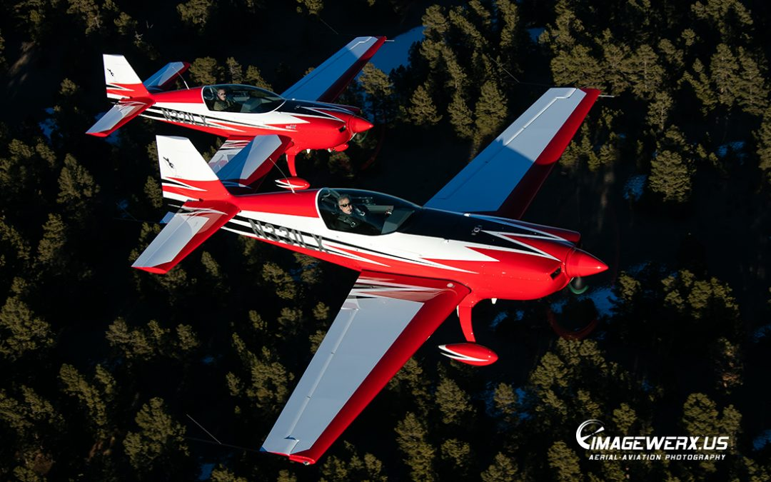 Air to Air Extra 330LX x2