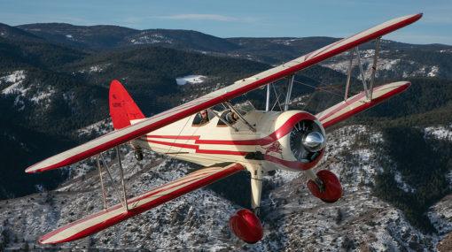 Boeing Stearman NC 56760