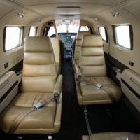 Cessna 441 Cabin