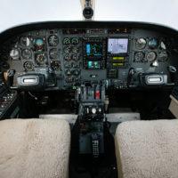 Cessna 441 Panel