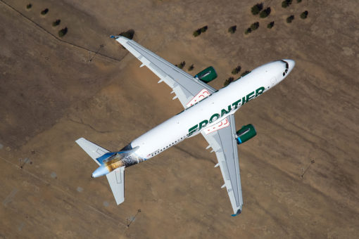 Airbus A320 - Frontier Airlines