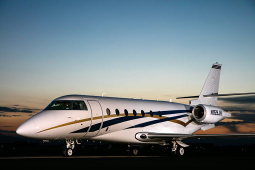 Gulfstream G200 Galaxy