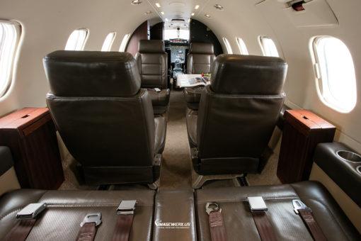 Lear Jet 35 Cabin