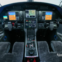 Pilatus PC12-NG N124U Cockpit