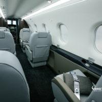 Pilatus PC12-NG N124U Cabin