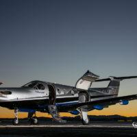 Pilatus PC12-NG N124U Exterior