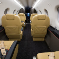 Pilatus PC-12NG N1677 Interior Forward